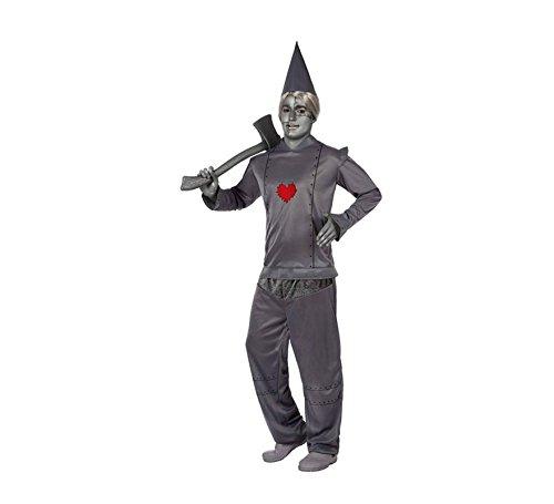 m//l atosa 10167 costume uomo di latta c//cuore t-2