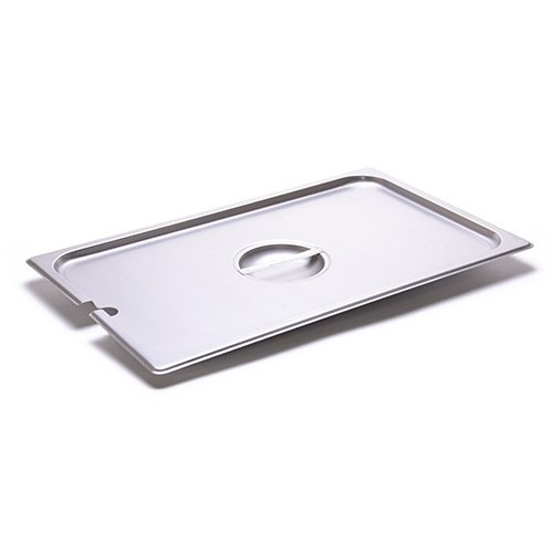 - Allied Buying Corp CSTC-2000S Full-Size Steam Table Slotted Cover for 24 Gauge Stainless Steel SteamTable Pans