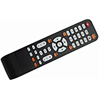 General Replacement Remote Control For SCEPTRE E243WV-FHD E320BV-HD X322BV X322BV-FHDR E195BD-SHDC LCD LED HDTV TV