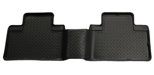 Husky Liner 2nd Row Seat (Husky Liners 2nd Seat Floor Liner Fits 05-15 Tacoma Double Cab Pickup)