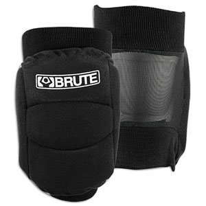 Brute Quick Strike Wrestling Knee Pad - SIZE: Large - XX-Large, COLOR: Black
