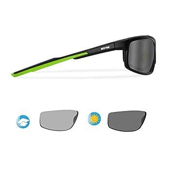 BERTONI P180FTM Gafas Fotocromatìcas Polarizadas para Deporte Ciclismo Bicicleta Golf Carrera Running Esqui