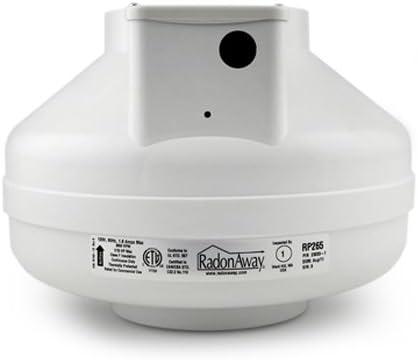 RadonAway RP265 Radon Fan Installation Kit Mounting Bracket