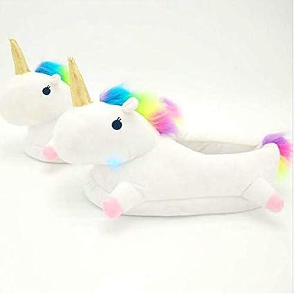 La Vida en Led Zapatillas de Unicornio con Luz