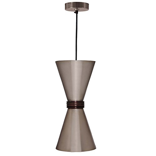 Hourglass Pendant Light in US - 9