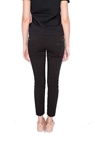 Jeans Donna S75la0749s44531900 Cotone Nero Dsquared2 8qwAw