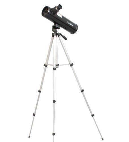 TwinStar 76mm Refractor Telescope Kids Pak Bundle (Black)