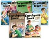 Encyclopedia Brown Partial Set