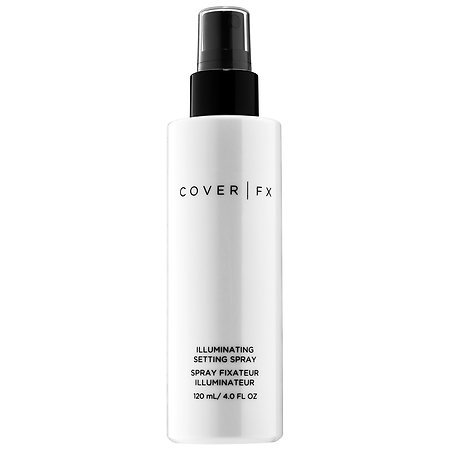 Cover FX Illuminating Setting Spray, 4 Ounce