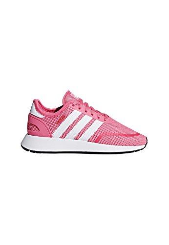 adidas N-5923 J, Zapatillas de Deporte Unisex Adulto Rosa (Rostiz / Ftwbla / Gritre 000)