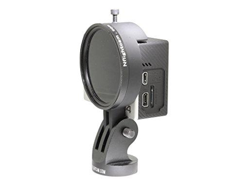 Nflightcam 43mm Propeller Filter for GoPro Hero3, Hero3+, Hero4