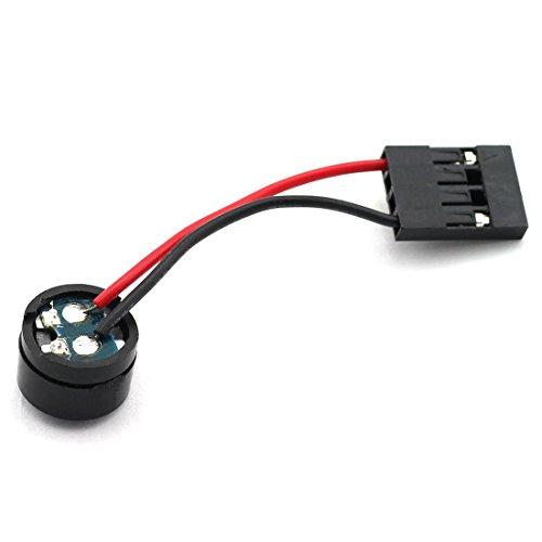 DZS Elec 4pcs PC Motherboard Buzzer BIOS Alarm Beeper