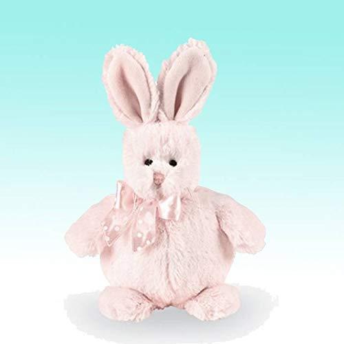 Pink Soft Rabbit Stuffed Animal, Baby Girls Soft Toy Rabbit Teddy Bear   Perfect Baby Shower Gift   Premium Quality