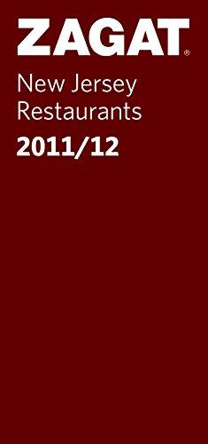 2011/12 New Jersey Restaurants (ZAGAT Restaurant Guides) Zagat Survey