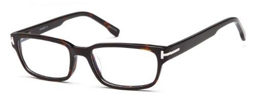 Mens Retro Wayfarer Thick Full Rimmed Prescription Glasses in - Rimmed Prescription Glasses Thick