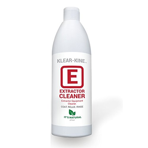 (KLEAR Kryptonite Extractor Cleaner | Professional Industrial Grade 420 & 710 Remover | 470ml Bottle)