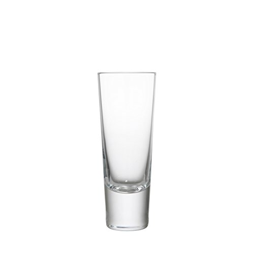 Schott Zwiesel Tritan Crystal Glass Tossa Barware Collection Grappa/Liqueur Cocktail Glass, 4.6-Ounce, Set of 6