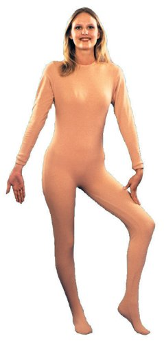 Nude Body Suit Small