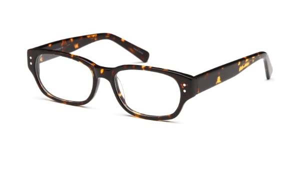 f996e5485488 Amazon.com  DALIX Womens Circular Cute Glasses Frames Tortoise Prescription Eyeglasses  52-17-140  Clothing