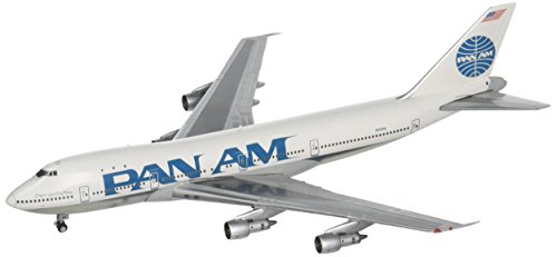 GeminiJets Pan Am Polished Billboard Aircraft Replica (1:400 (Pan Am Aircraft)