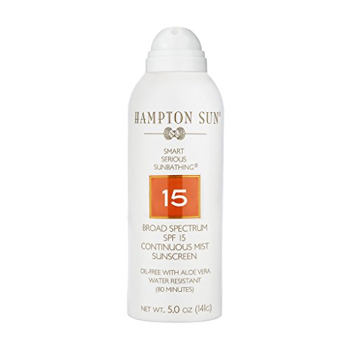 Continuous Sunscreen Mist - 5