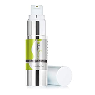 Eye Gel Serum Retinol Anti Aging For DARK CIRCLES, PUFFINESS, BAGS & WRINKLES for men and women with Pure Vitamin C Hyaluronic Acid