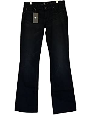 For All 7 mankind Couture Dark Blue Jeans with Swarovski Crystals Size 29