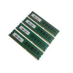32GB (4X8GB) RAM Memory Compatible with HP/Compaq ProLiant ML310e Gen8 v2 (G8) ECC UNBUFFERED by CMS B90