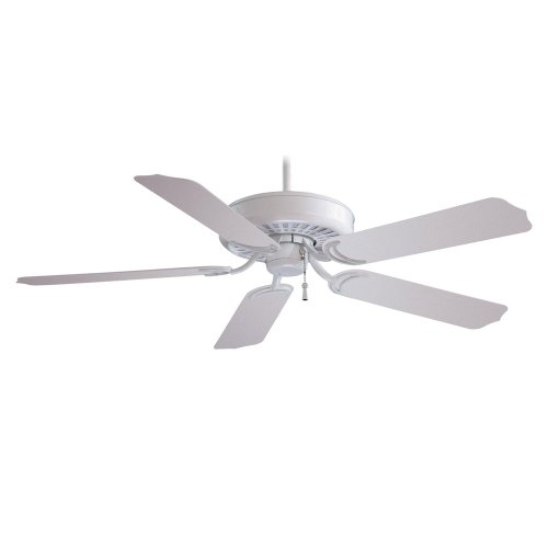 Minka Aire F571 Wh  Sundance  52  Ceiling Fan  White