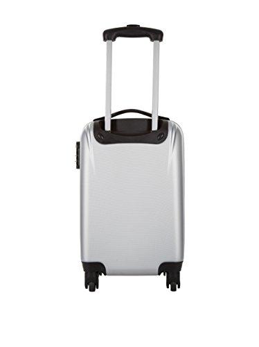 Silver Women's Bag Farrell handle Top Renoma qY0xw4dXq