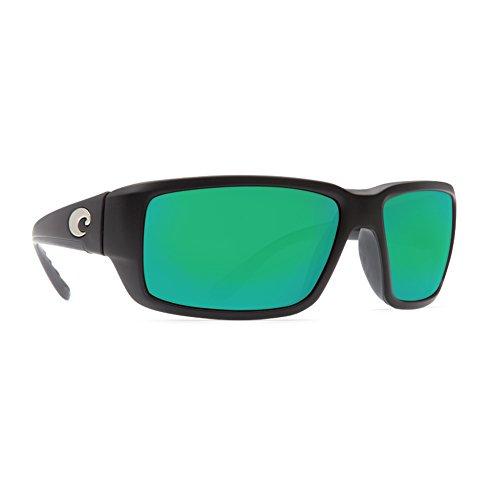 Costa Del Mar Fantail Sunglasses, Matte Gray/Gray - Costa Gray Matte Fantail