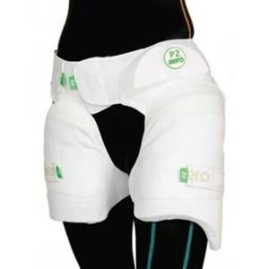 Aero 2015 P2 Strippers V7 - Lower Body Protector (Medium Right Hand) by Aero Cricket by AERO CRICKET