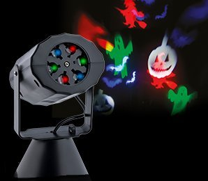 ultra bright indoor led projector lamp halloween christmas birthday and new year themes