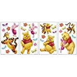 Disney Winnie the Pooh My Friends Tigger & Pooh Decorative Wall Stickers Kids Room Decor