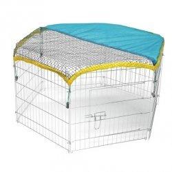 Kerbl Redes de seguridad para 6-plaza Corral, Instalar gratis, Cobertizo para animales pequeños: Amazon.es: Productos para mascotas