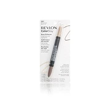 Revlon Color Stay Brow Enhancer Blonde Gold 2-pack