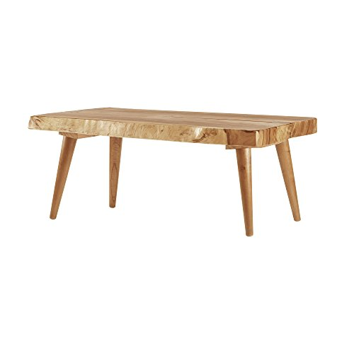 - Ink+Ivy Rectangle Coffee Table Natural/See Below