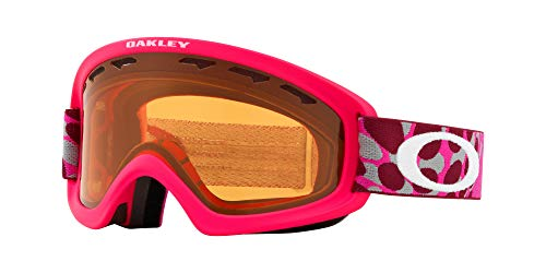 Oakley O Frame 2.0 Snow Goggle, OctoFlow Coral Pink, ()