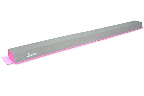 JuperbSky half folding Blance Beam For Gymnastics Training