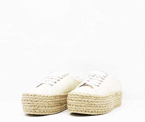 JC Play Sneakers Zong White Glitter