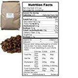 Bulk Dried Fruit Natural Thompson Raisins 30 Lbs