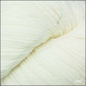 Cascade 220 Wool Yarn - White #8505