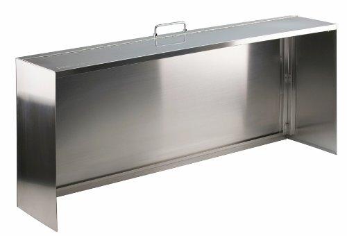 Revena HD36-FDSS1 Stainless Steel Foldable Cookware Hood by Revena