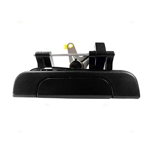 Tailgate Liftgate Handle Textured Replacement for Toyota Tacoma 6909035010 AutoAndArt