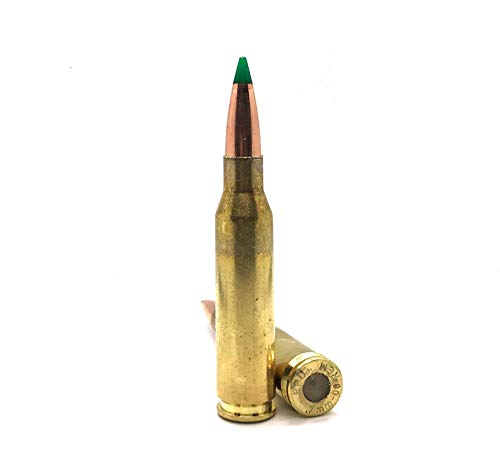 - Premium Brass 7mm-08 Snap Caps 7mm-08 Remington Dummy Rounds (5 Pack)
