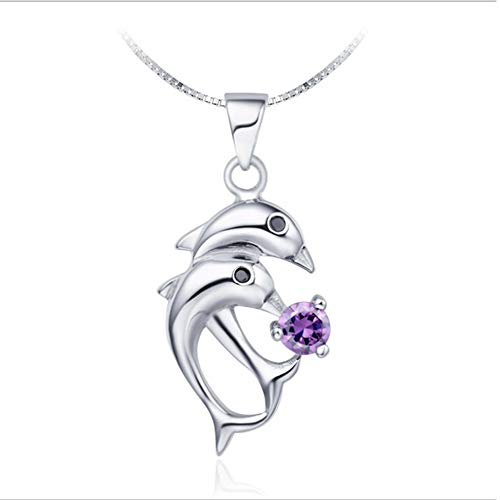 925 Sterling Silver Dolphin Pe...