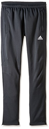 Kick Adidas (adidas Youth Soccer Tiro 17 Pants, X-Large - Dark Grey/White)