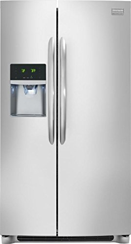 Buy rated side by side counter depth refrigerator