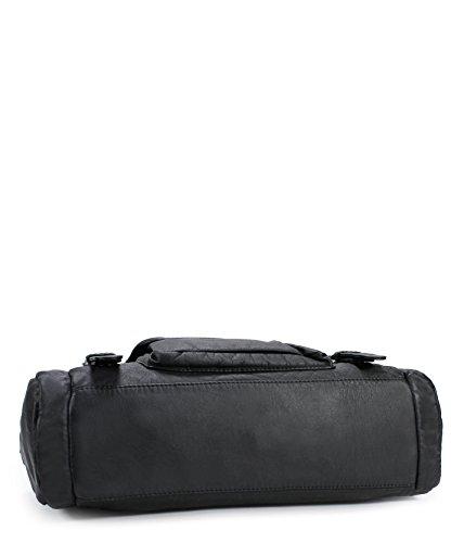 Bolso bandolera Scarleton Soft H148501 - Negro