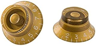 product image for Gibson Top Hat Knobs - 4 Pack, Gold